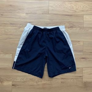 🔵⚪️Nike Essential Polyester Shorts (Fits L)